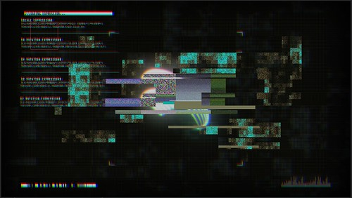Glitch Effect Project Screen Cap 01