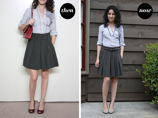 Outfit Redo – Belt Thyself!