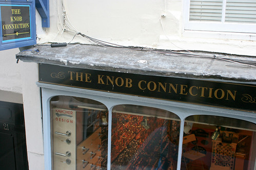 The Knob Connection