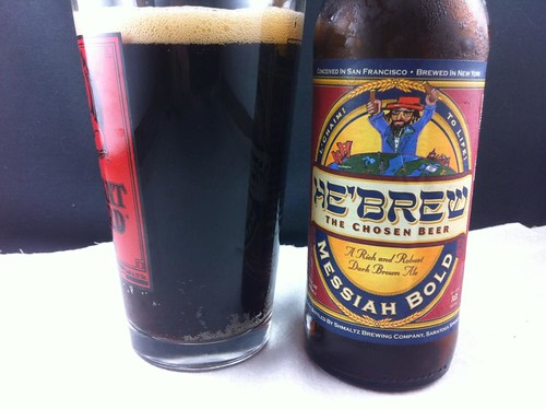 5595186837 0fd1101ae3 Shmaltz Brewing Co.   HeBrew Messiah Bold *