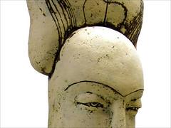 Bust- detail (Stella Zadros) Tags: sculpture art modern design ceramics artist contemporary unique interior designs decor deco ceramique rzeba produkt ceramika wnetrze unikat nowoczesna artystyczna wspczesna ceramiczna wspolczesna kreatywny stellazadros dekoracyjna