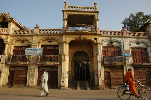 Shikarpur, Sindh | An old building in Shikarpur Sindh. It is… | Flickr