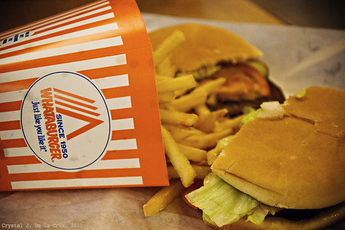 Whataburger. by Luna Soledad
