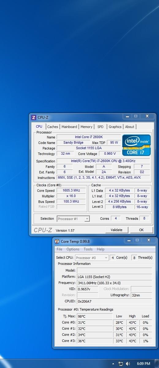 i7-2600K build: Overclocking: GPU Unlock/OC | AnandTech