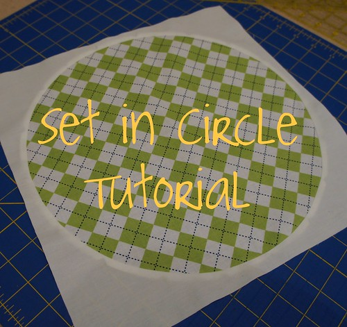 Set In Circle Tutorial
