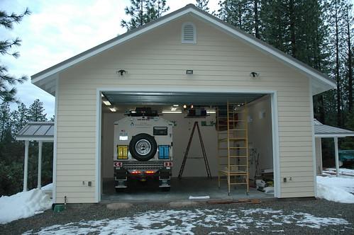 Garage Progress 3/2011