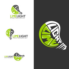 LimeLight logo by d2works (dukk from D2works) Tags: light logo lime