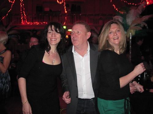 Anne-Marie, Ged & Bridget
