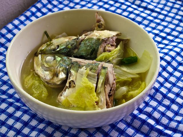 IMG_1860 Ikan selar vegetable soup