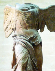 Nike of Samothrace Torso