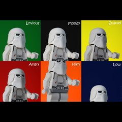 George the Stormtrooper's latest actor headshot photos really illustrate that he can be anything a director wants him to be (Jon Downs) Tags: blue red orange white black color colour macro green art colors yellow closeup digital canon downs eos grey photo george starwars jon flickr artist colours lego image sunday gray picture pic headshot popart photograph 7d acting stormtrooper actor hmm sliders hss macromondays jondowns sliderssunday georgethestormtrooper