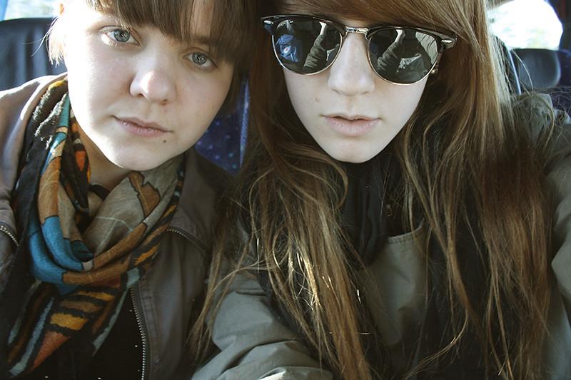 På en buss till Uddevalla