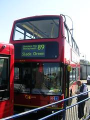Refurb Plaxton President / Volvo B7TL Route 89 Go Ahead London PVL386 PJ53 NLC (TY61 Volvo B5LH) Tags: london ahead go bx refurbs