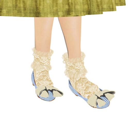 [RADISH.]FlatShoes01_LBOnly