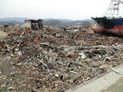 [フリー画像] 社会・環境, 災害, 2011年東日本大震災, 地震, 津波, 日本, 201104142300