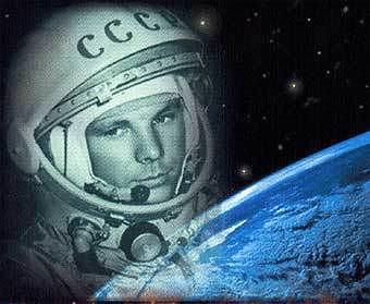 Un día como hoy el hombre conquisto el espacio! 12 de abril del 67 un paso trascendental de la ciencia! Yuri Gagarin por siempre en nuestros corazones!
