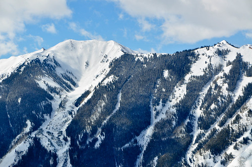 Vista de Aspen Highlands