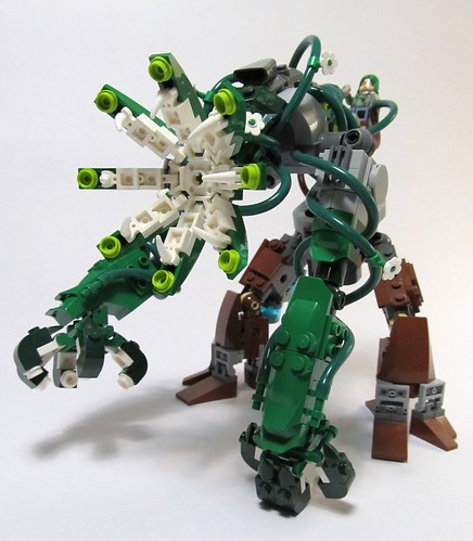 LEGO Flora-Borg