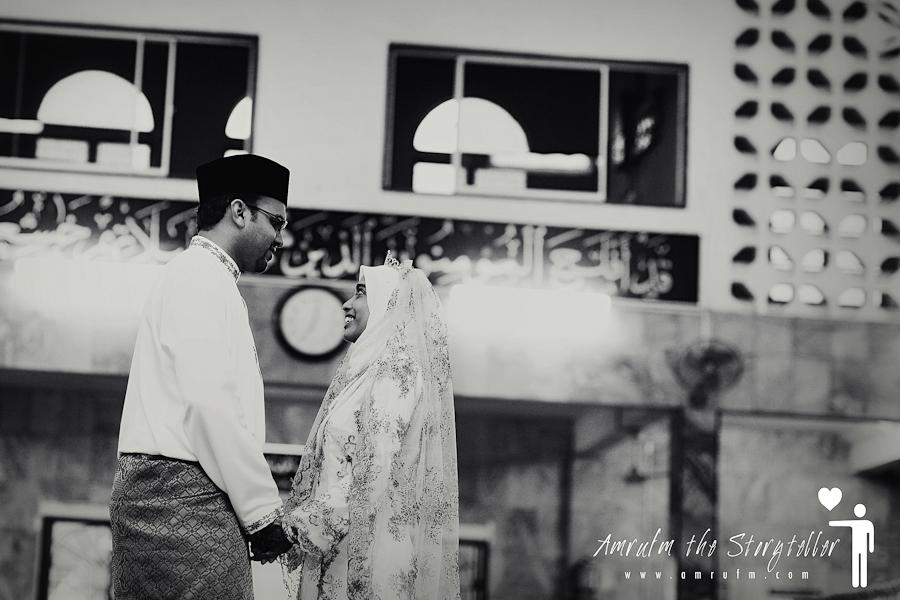 Faizal & Shafarina Nikah-09