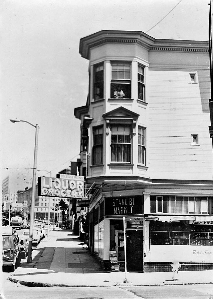 Stand Bi Market circa 1980
