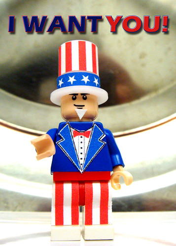 I want you to add your Stovepipe Hat MOCs and Minifigs!