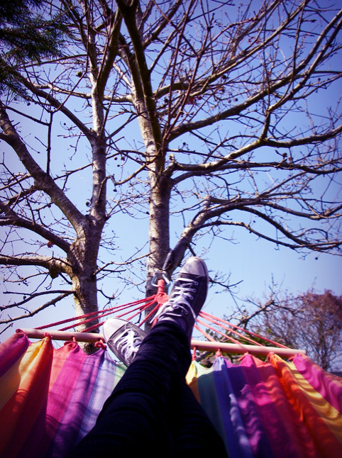 Day 322 - Hanging in the Hammock