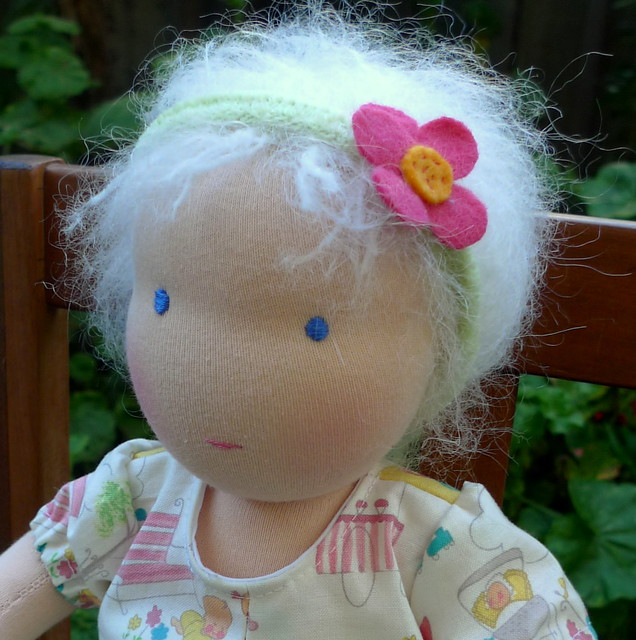 "Isabelle 14"" baby doll"