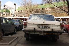 Old car (anotherview) Tags: ukraine kiev 2011 україна київ