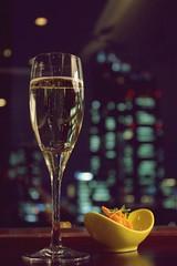 Champagne at Regency Club - Hyatt Regency Tokyo (Matt@PEK) Tags: shinjuku pentax tokyo hotel hyatt regency
