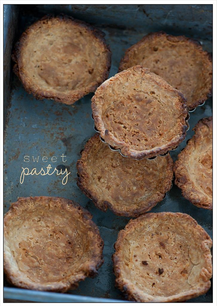 sweet pastry recipe