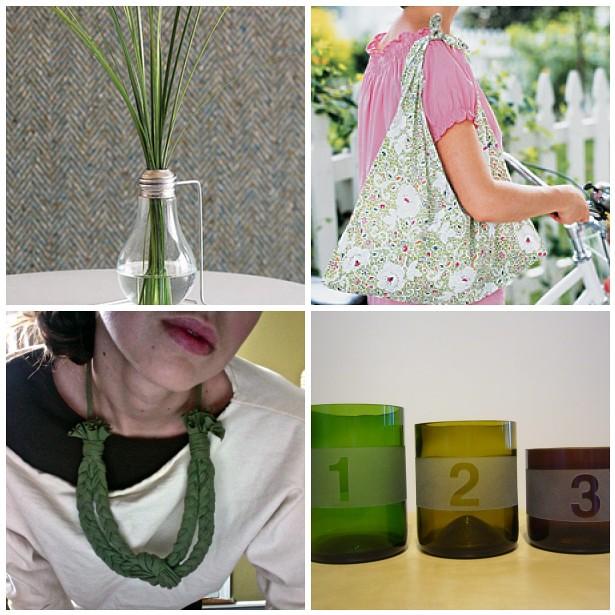 Green Grown-Up Crafts