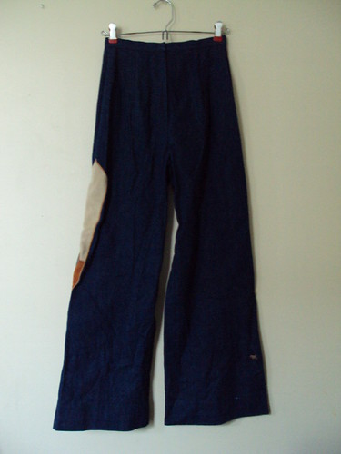 Vintage Denim Bellbottoms