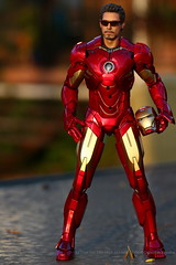 Hi! Tony Stark! (practice520) Tags: man hot toys iron mark ironman tony hi stark iv hottoy