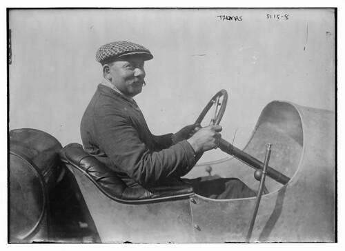 Thomas [in car] (LOC)