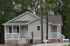 Habitat for Humanity Home being built in Ridgeland SC (babyfella2007) Tags: county street old city trees house jason building sc station architecture rural court palms allison for design town oak community downtown jasper humanity live crafts south main low country arts style palm historic gas business southern taylor carolina mission government courthouse oaks simple craftsman habitat ramsey lowcountry ridgeland