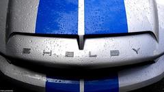 Ford Mustang Shelby GT 500 KR (Marcus Vieira) Tags: road detail ford car braslia brasil df king marcus muscle american shelby carro kr mustang 500 gt detalhe vieira 2011 esportivo exclusivo
