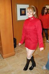 DSC_0215 (starfestphoto2011) Tags: startrek beautiful boots skant