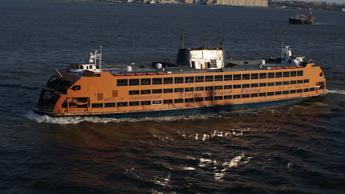 Staten Island Ferry by Mdrewe