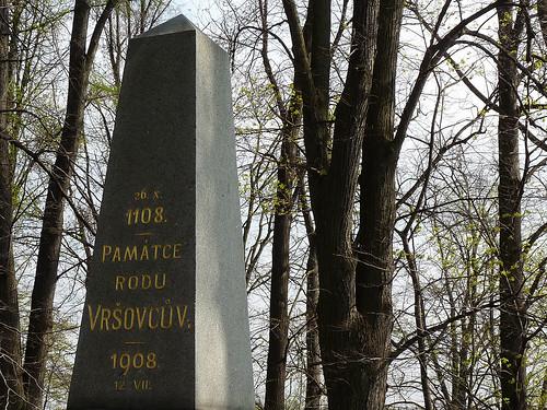 Vraclav – poslední památník Vršovců