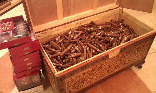 Trunk of Cigars