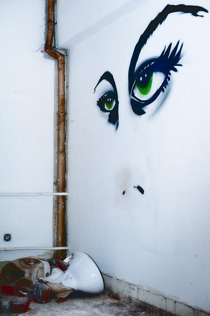 Das Auge - Projekt 365 - Tag 110