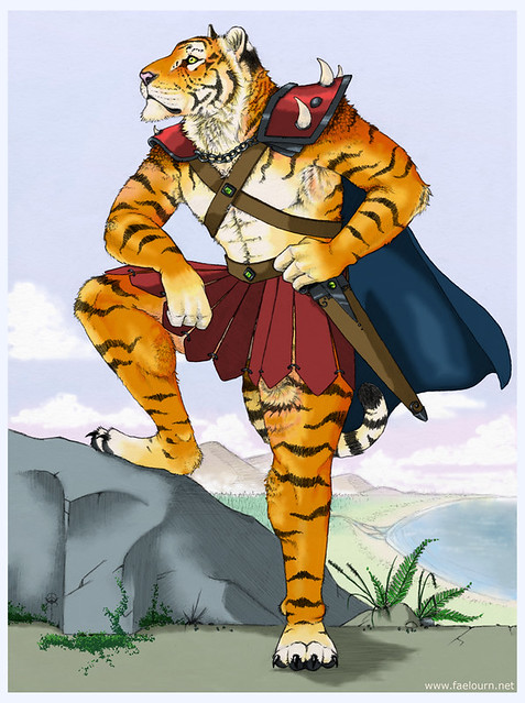 ..:: Tiger-Warrior ::..