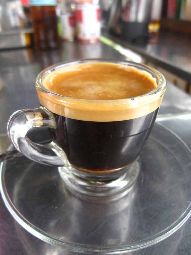 P'Luang (พี่หลวงคนกาแฟ) Espresso