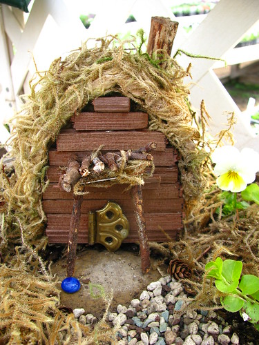 Fairy House Front Door