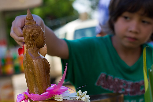 Songkran Buddha