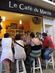Le Café du Marché, Puerto Escondido, Mexico