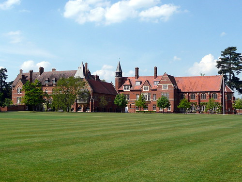 Abingdon School by Reading Tom, on Flickr