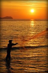 (Micartttt) Tags: sunset silhouette sunrise island nikon malaysia d80 micarttttworldphotographyawards micartttt nikond80fishermanpenangisland