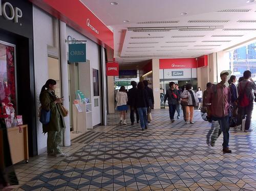 渋谷東急下