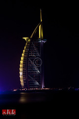 16/52 Burj al Arab (.:shk:.) Tags: longexposure nightphotography sea vacation holiday beach water hotel sand dubai cityscape desert uae middleeast roadtrip burjalarab accommodation luxury unitedarabemirates 5star shk 2011 canoneos500d shkarim sogirkarim sogskarim
